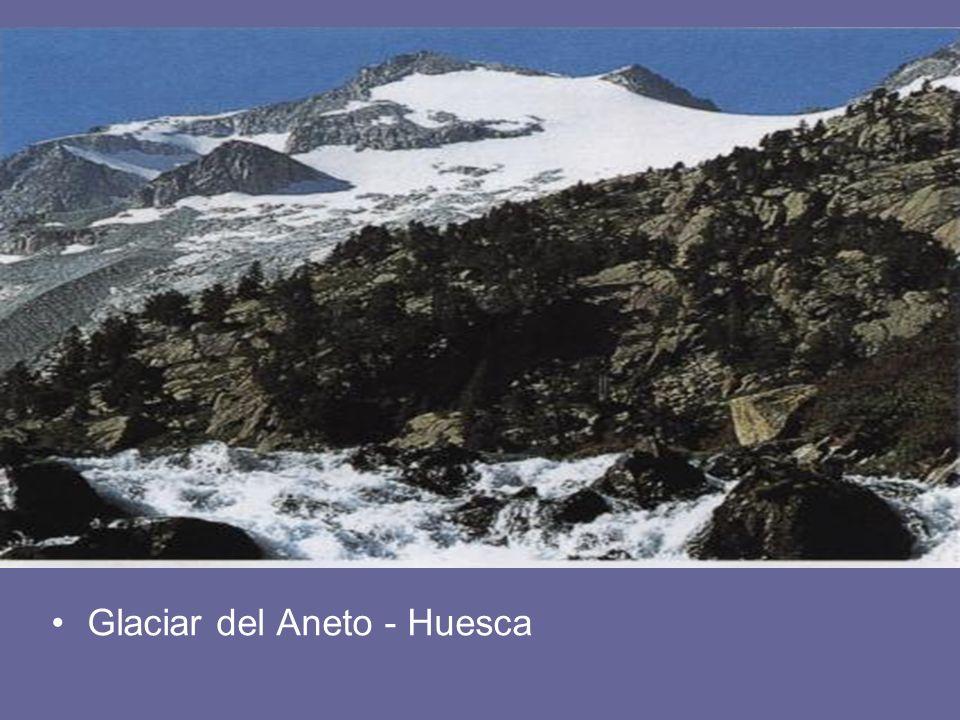 Glaciar del Aneto - Huesca