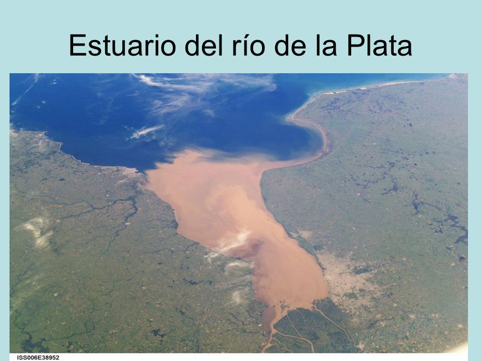 Estuario del río de la Plata