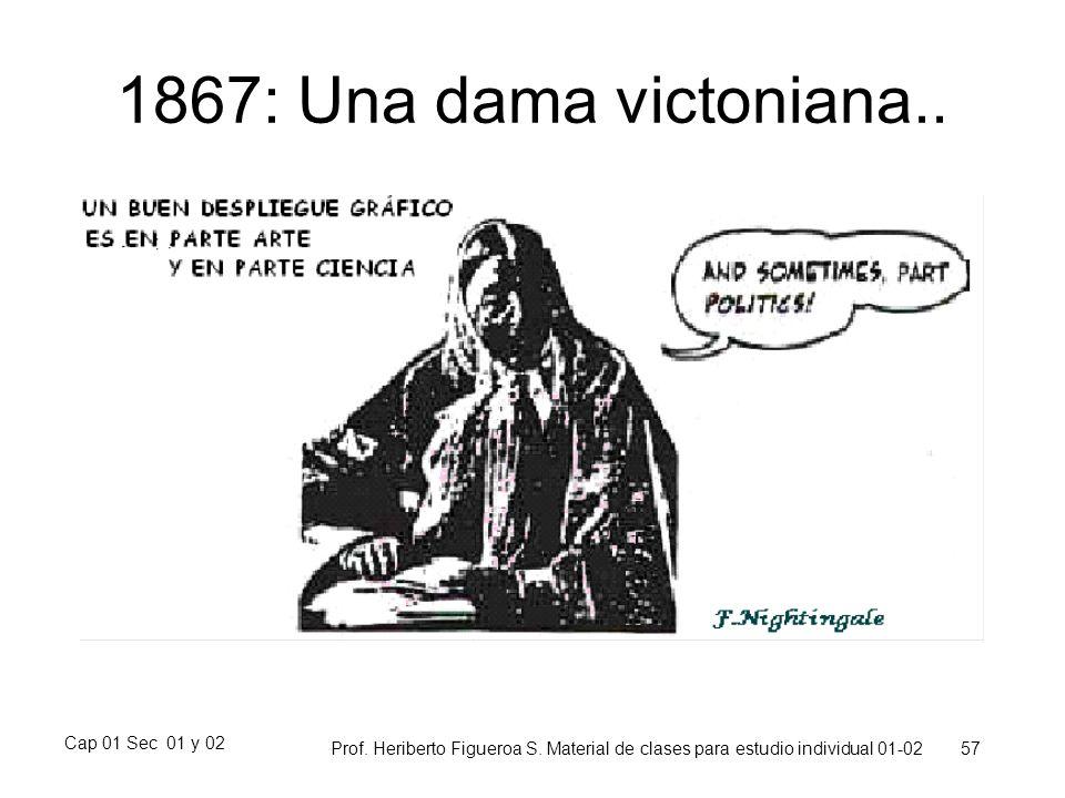 1867: Una dama victoniana.. Cap 01 Sec 01 y 02