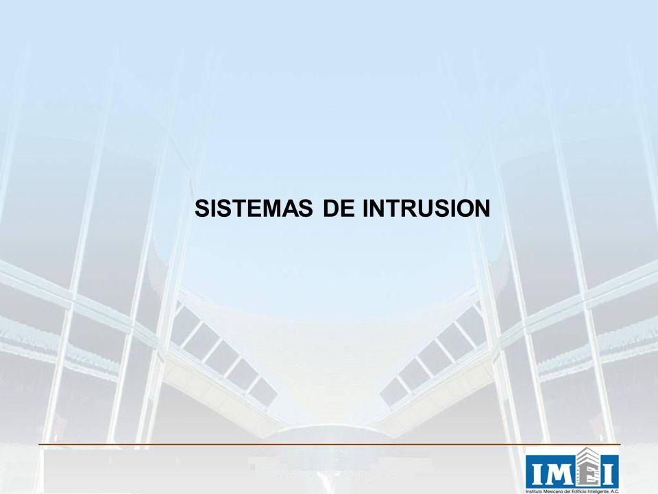 SISTEMAS DE INTRUSION