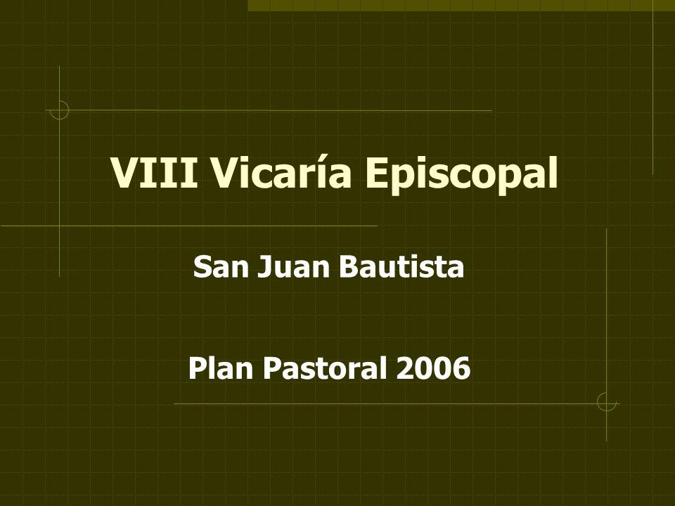 VIII Vicaría Episcopal