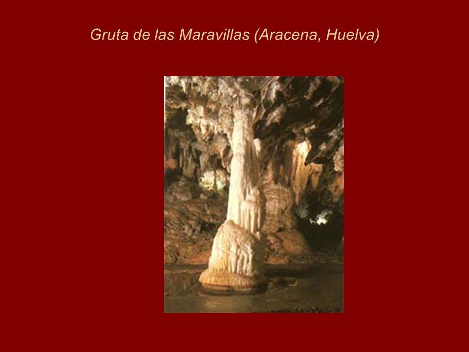 Gruta de las Maravillas (Aracena, Huelva)