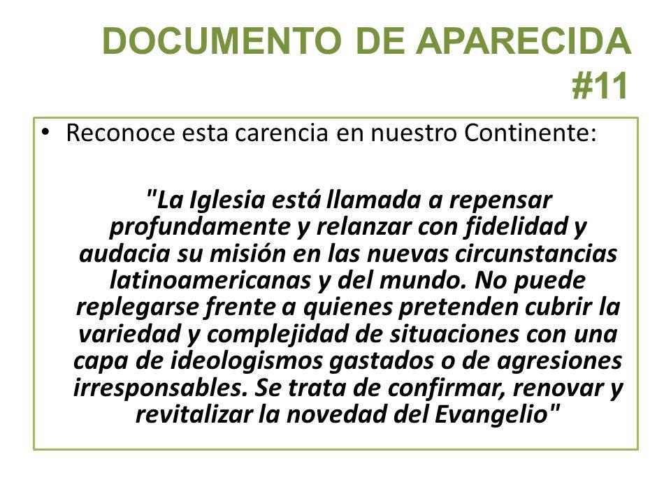 DOCUMENTO DE APARECIDA #11