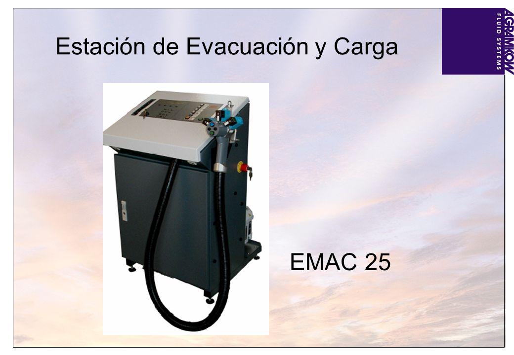 Estación de Evacuación y Carga