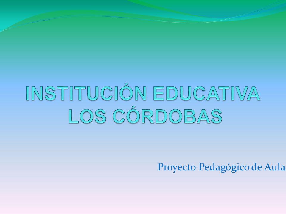INSTITUCIÓN EDUCATIVA LOS CÓRDOBAS