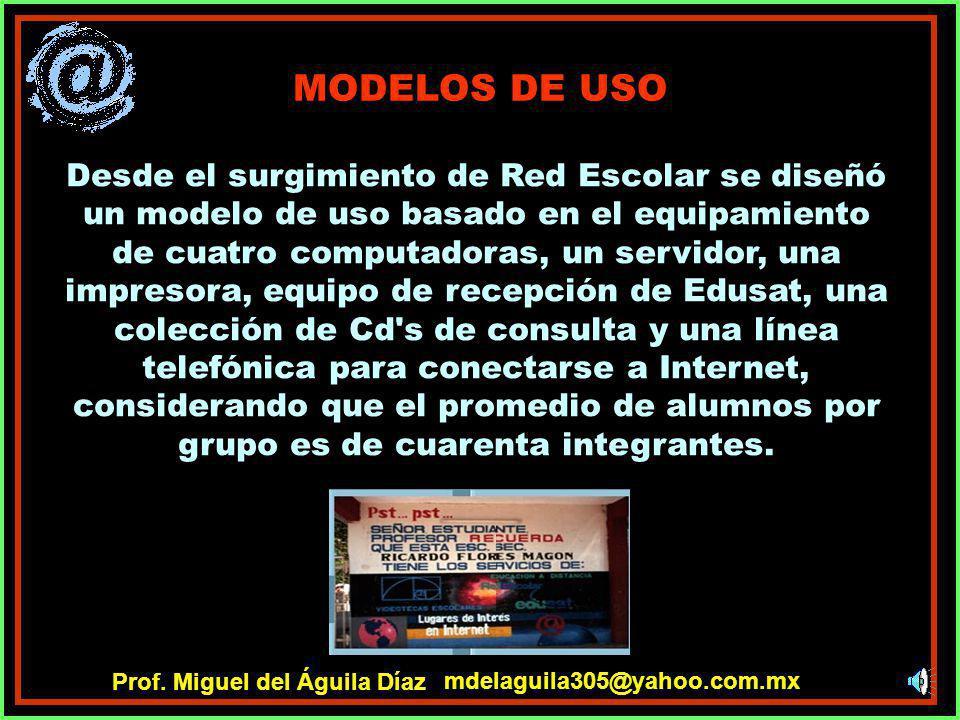 MODELOS DE USO