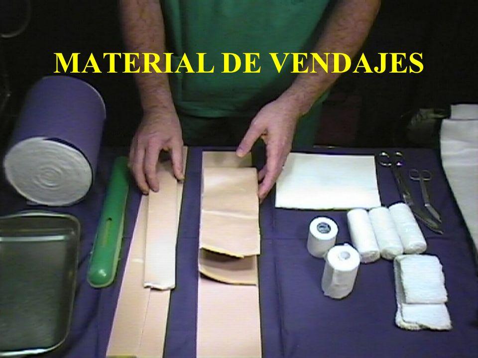 MATERIAL DE VENDAJES IVOT