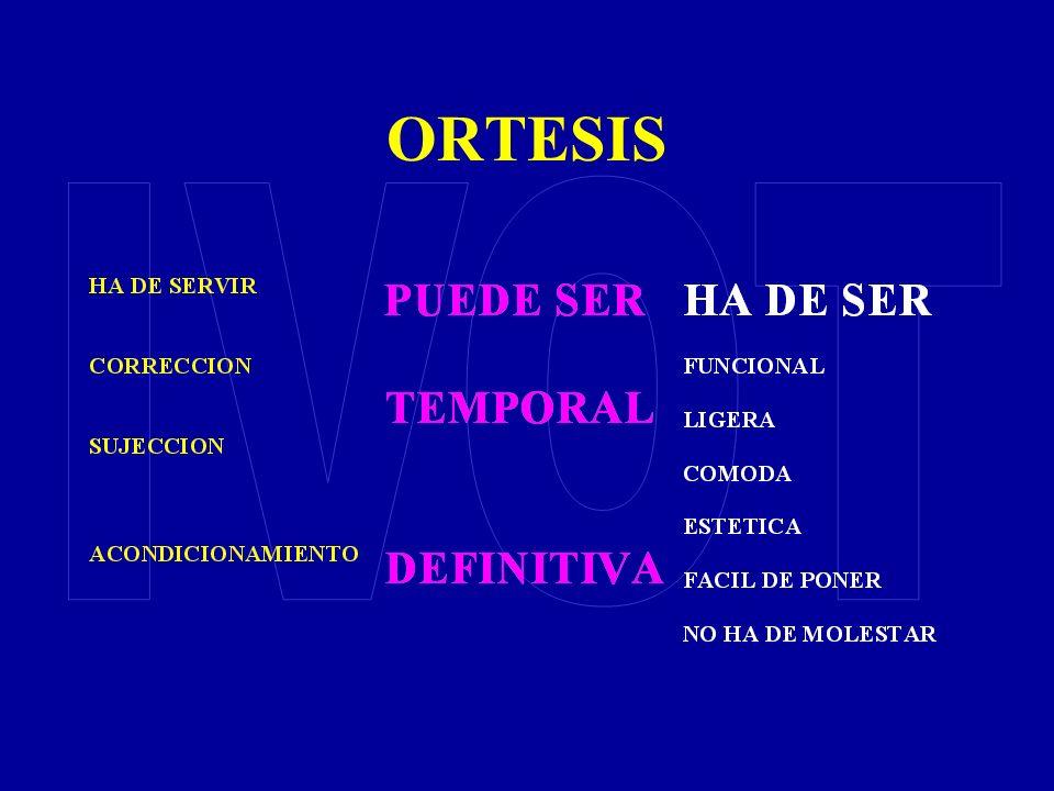 ORTESIS IVOT
