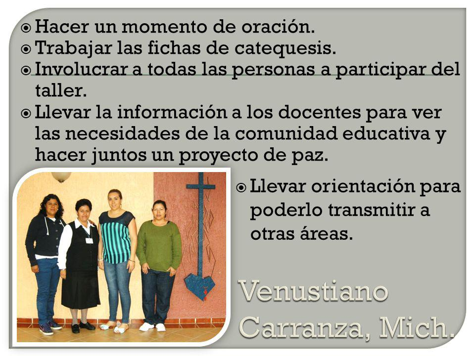 Venustiano Carranza, Mich.