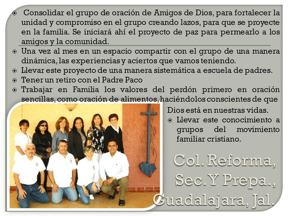 Col. Reforma, Sec. Y Prepa., Guadalajara, Jal.