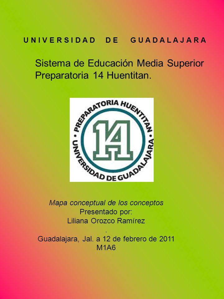 Sistema de Educación Media Superior Preparatoria 14 Huentitan.