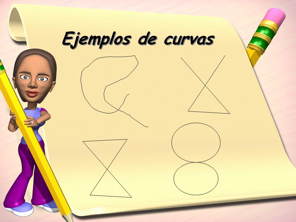 Ejemplos de curvas