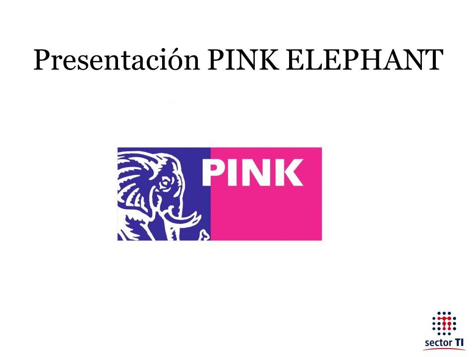 Presentación PINK ELEPHANT