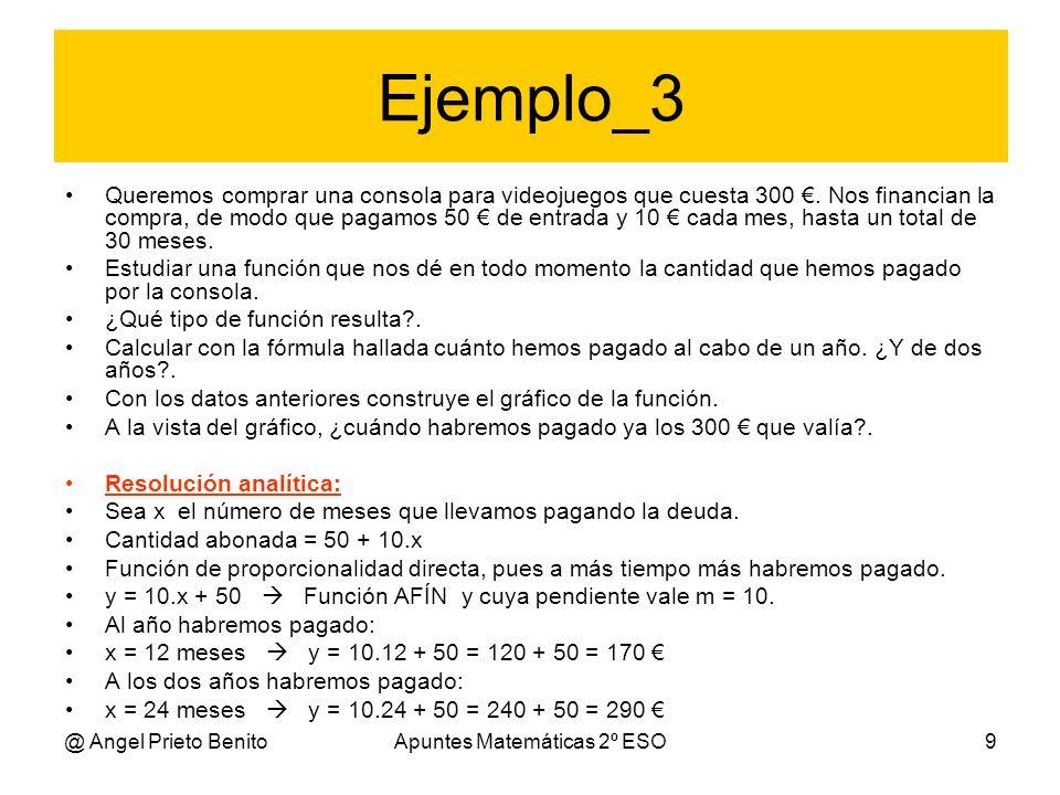 Apuntes Matemáticas 2º ESO