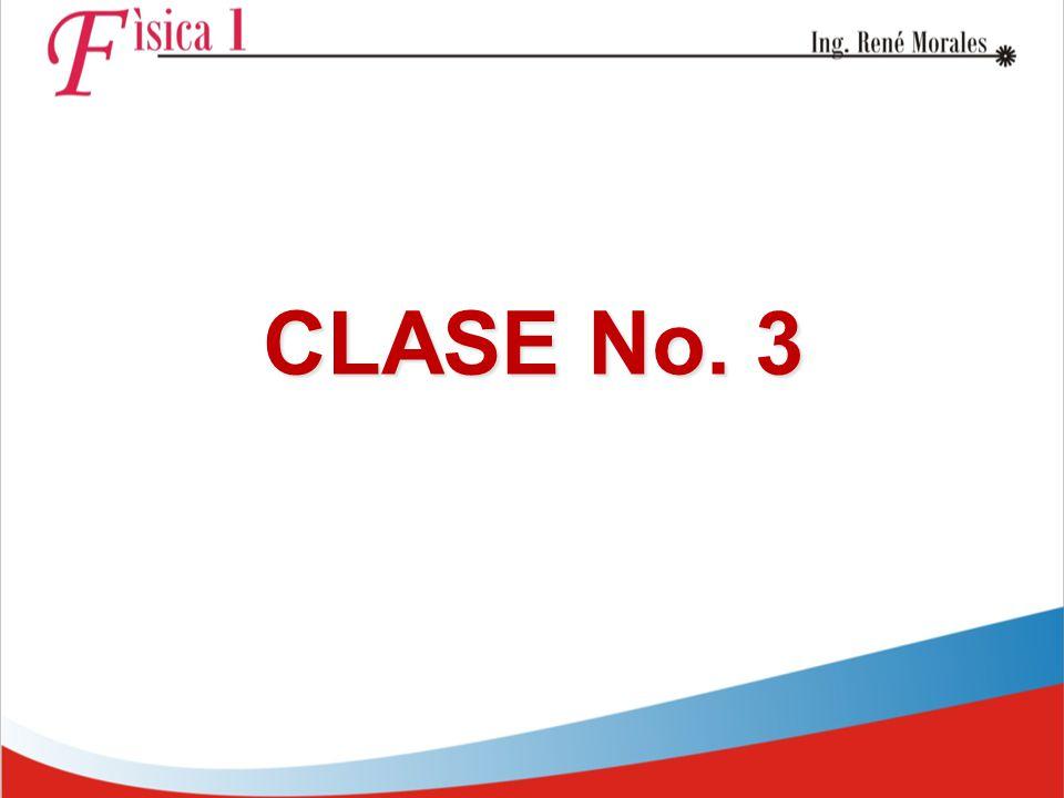 CLASE No. 3