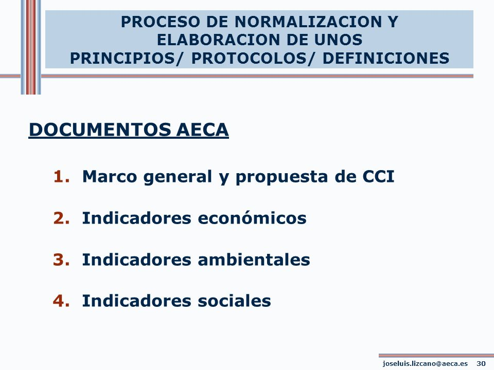 joseluis.lizcano@aeca.es 30