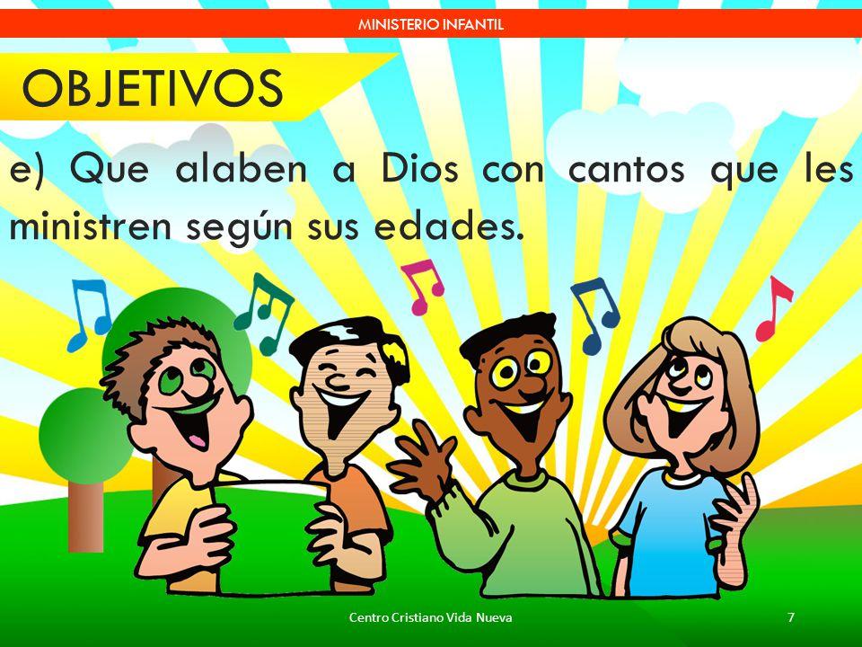 Centro Cristiano Vida Nueva
