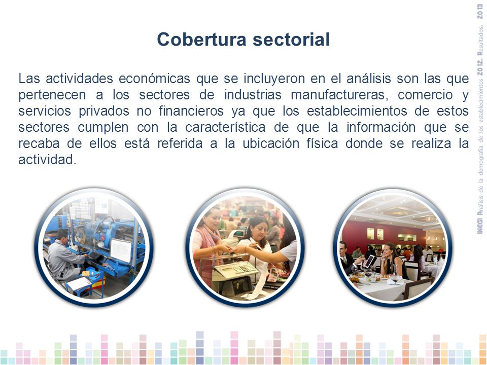 Cobertura sectorial