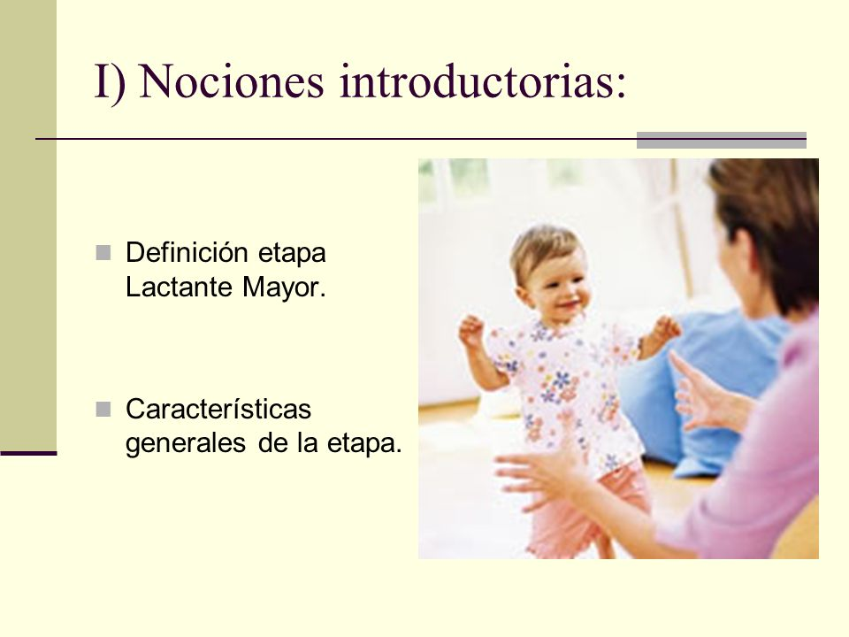 I) Nociones introductorias: