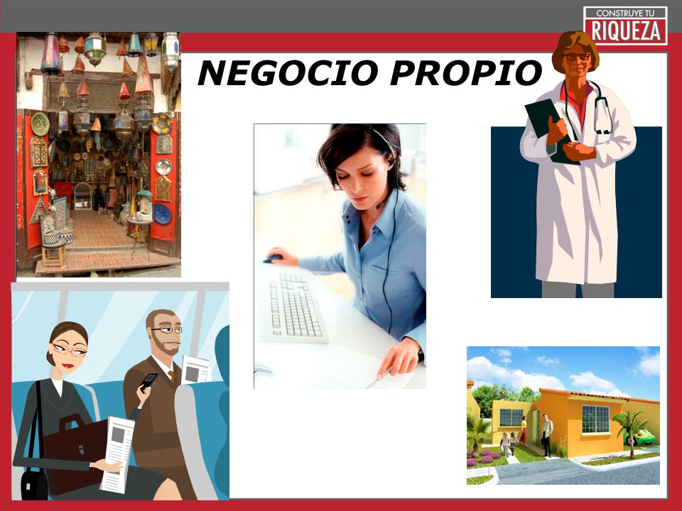 NEGOCIO PROPIO