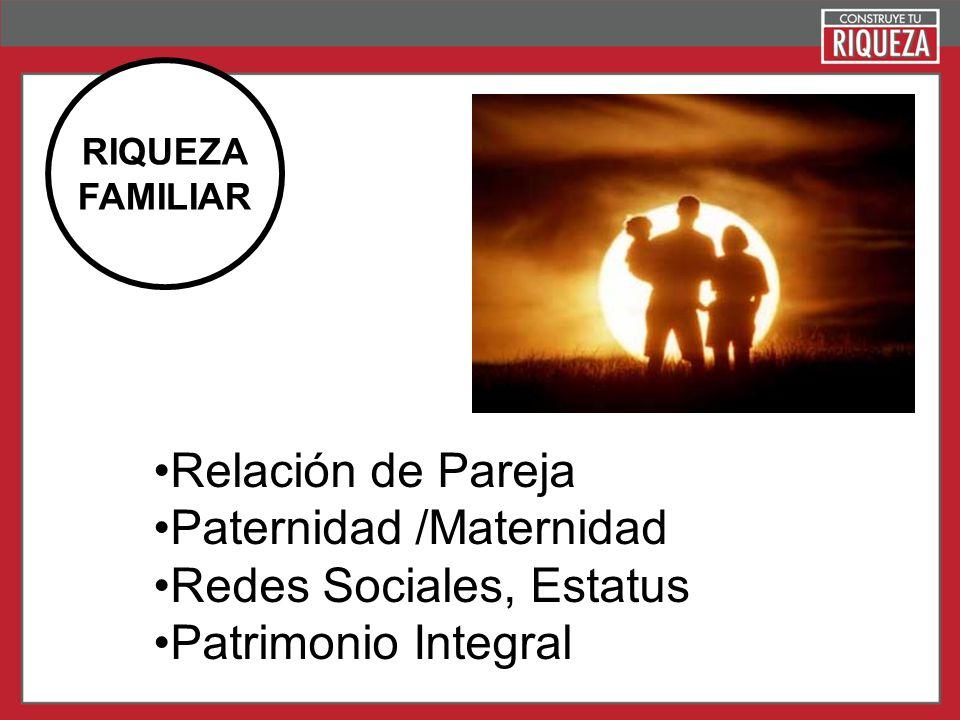 Paternidad /Maternidad Redes Sociales, Estatus Patrimonio Integral