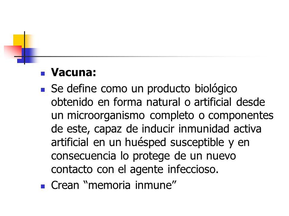 Vacuna: