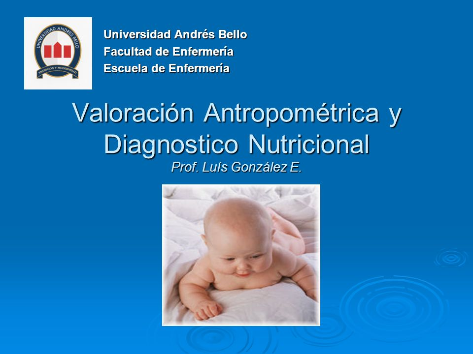 Universidad Andrés Bello Facultad de Enfermería Escuela de Enfermería