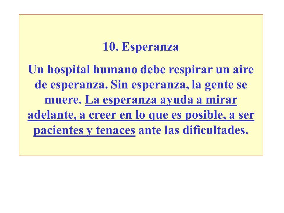 10. Esperanza