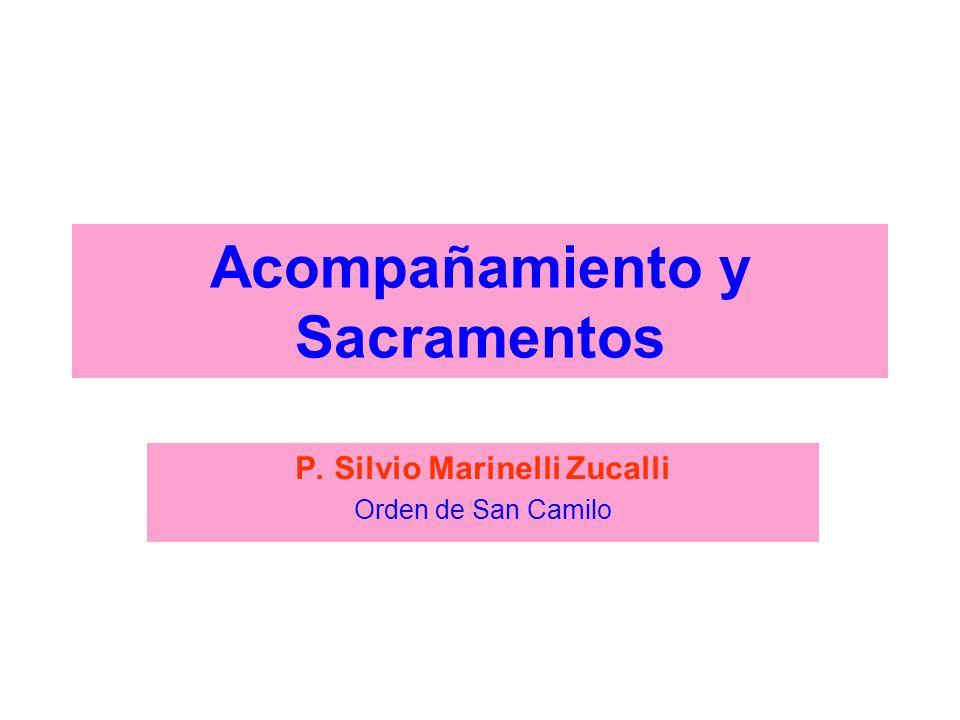 Acompañamiento y Sacramentos
