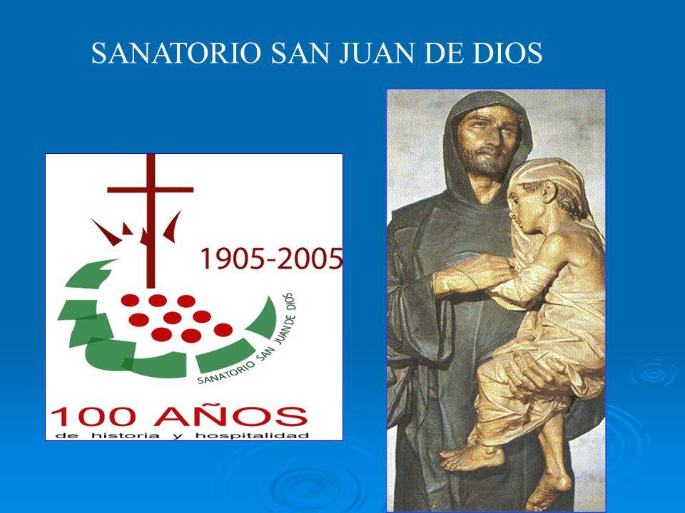 SANATORIO SAN JUAN DE DIOS