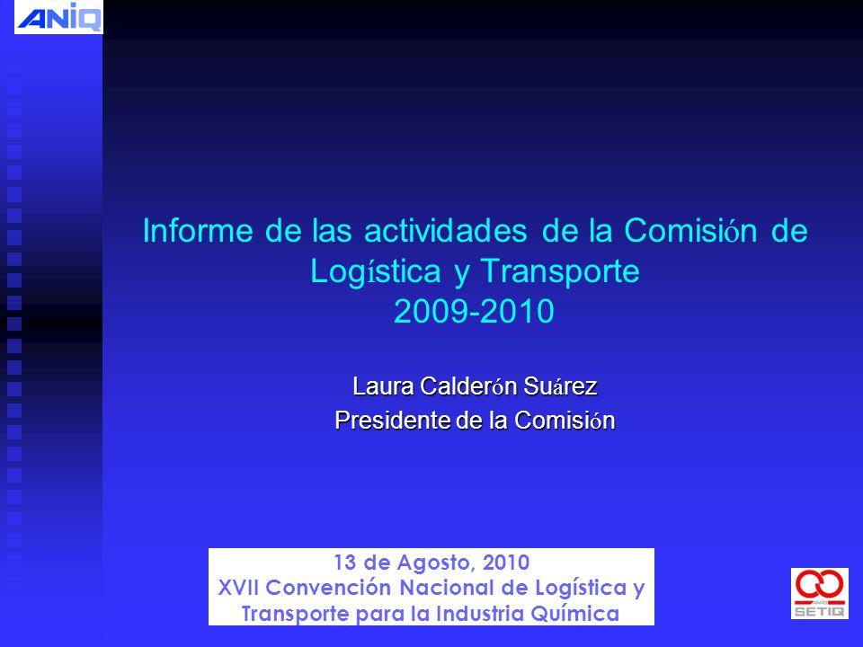 Laura Calderón Suárez Presidente de la Comisión