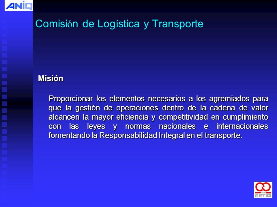 Comisión de Logística y Transporte