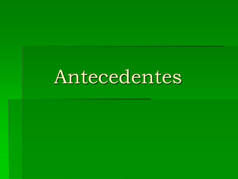 Antecedentes 4