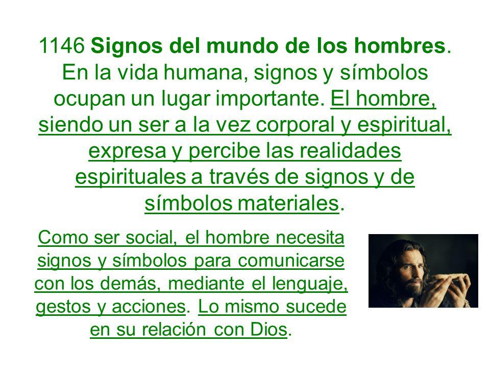 1146 Signos del mundo de los hombres