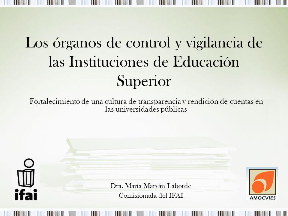 Dra. María Marván Laborde