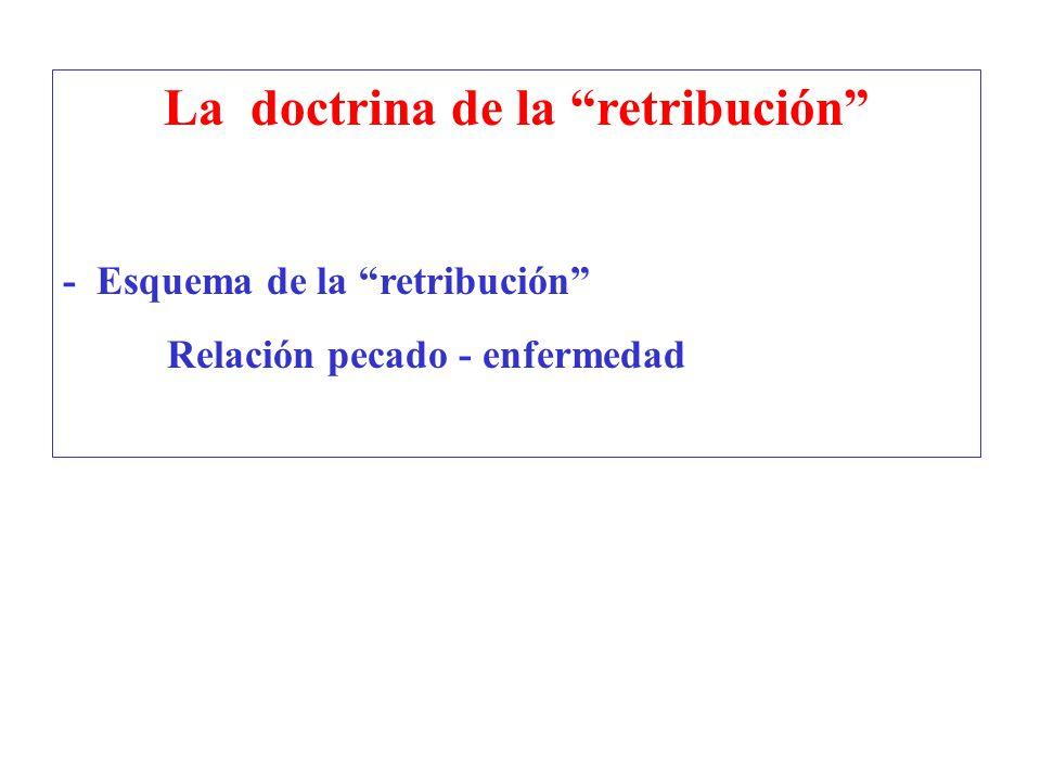 La doctrina de la retribución