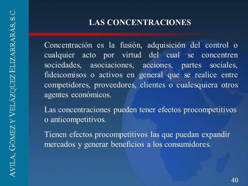 AVILA, GÓMEZ Y VELÁZQUEZ ELIZARRARÁS, S.C.
