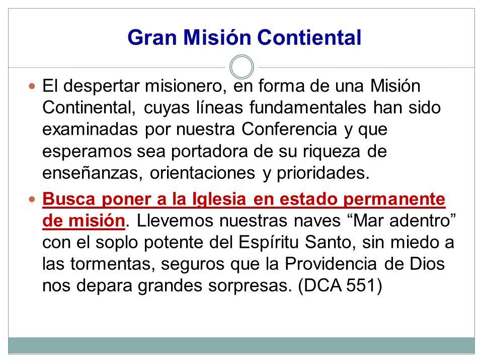 Gran Misión Contiental