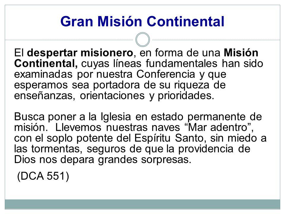 Gran Misión Continental