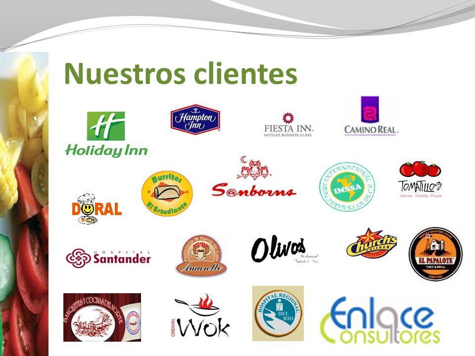 Enlace Consultores Nuestros clientes