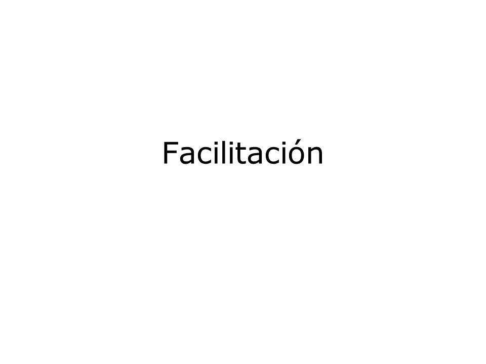 Facilitación