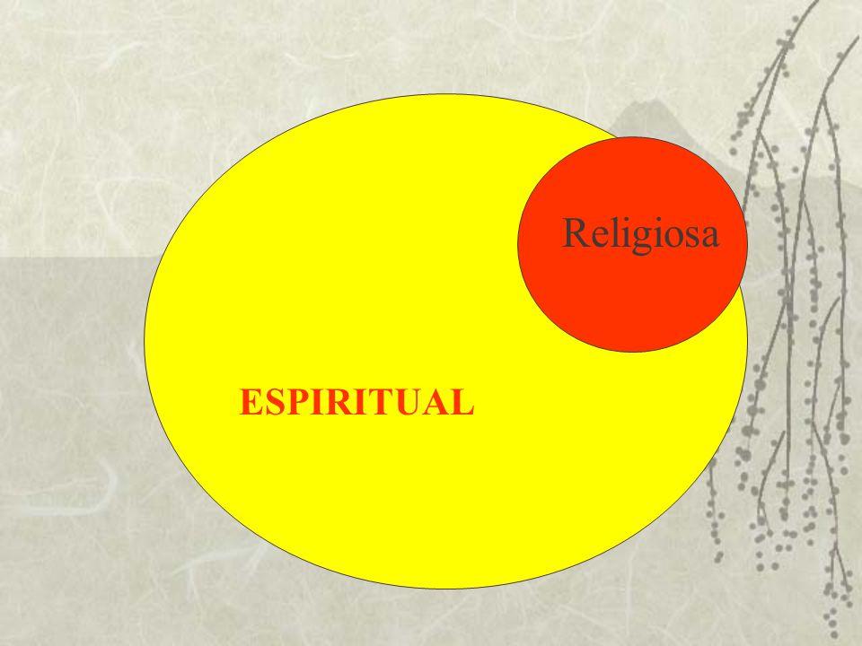 Religiosa RELIGIOSA ESPIRITUAL