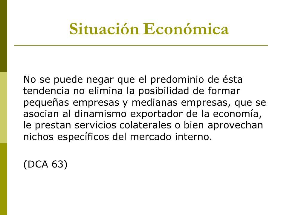 Situación Económica