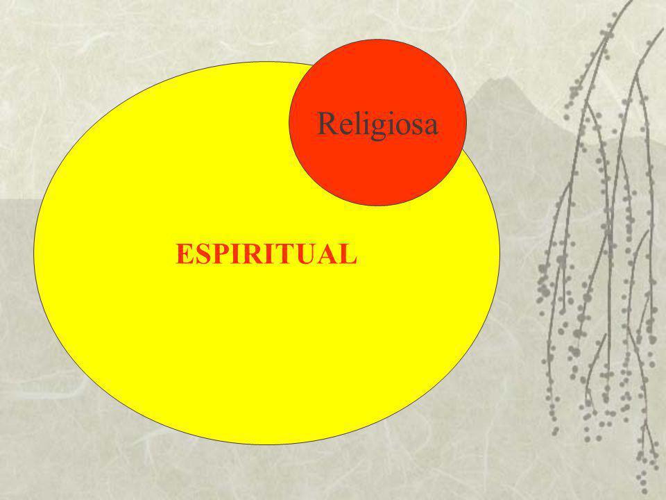 Religiosa ESPIRITUAL