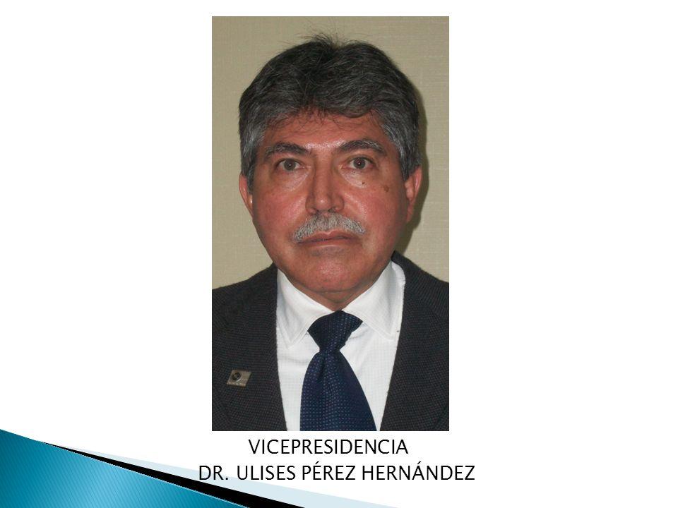 DR. ULISES PÉREZ HERNÁNDEZ