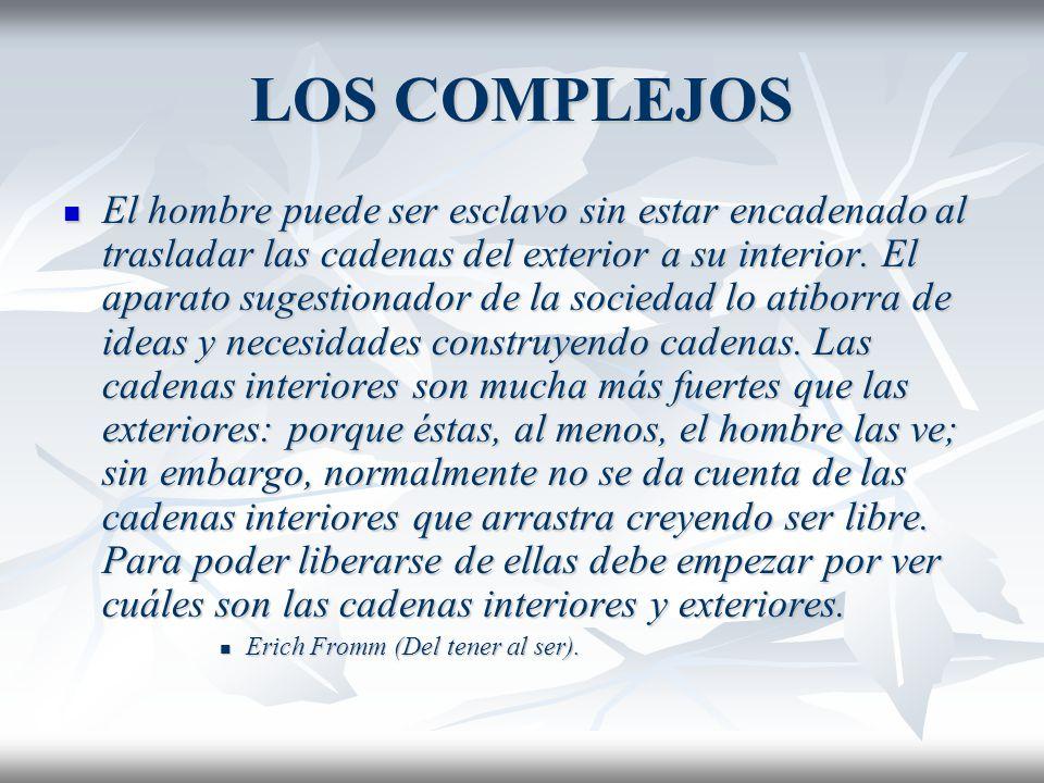 LOS COMPLEJOS