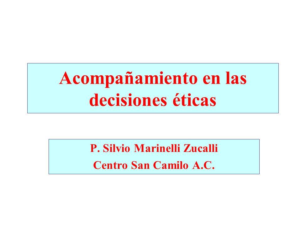 Acompañamiento en las decisiones éticas