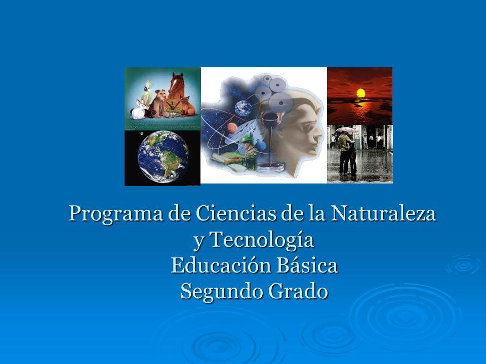 Programa de Ciencias de la Naturaleza