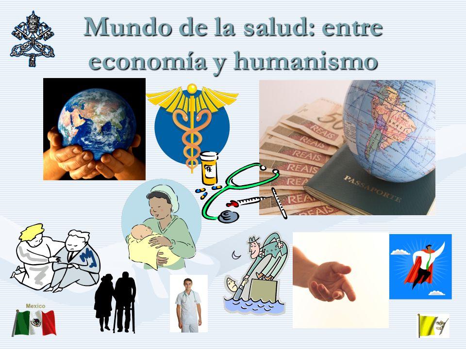 Mundo de la salud: entre economía y humanismo