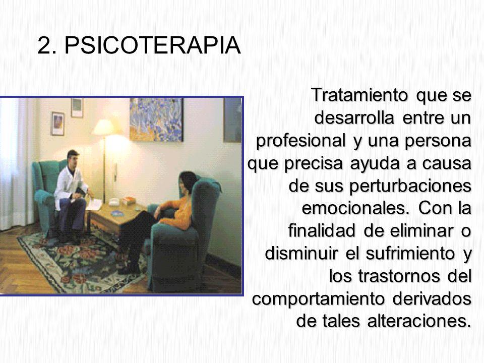 2. PSICOTERAPIA